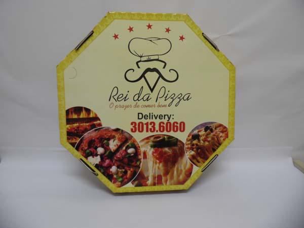 Embalagem para Pizzas