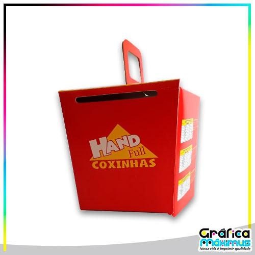 Sacolas e caixas de papel personalizadas