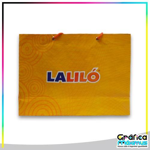 Sacolas de papel personalizadas fortaleza
