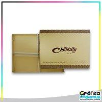 Caixa de papelão para doces e salgados