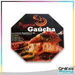 Caixa de pizza personalizada fortaleza